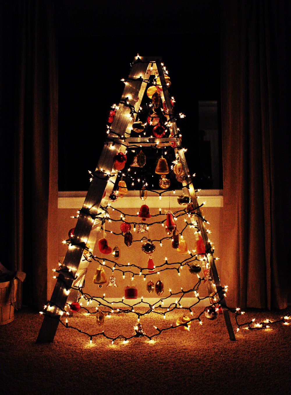 ladder-diy-christmas-tree